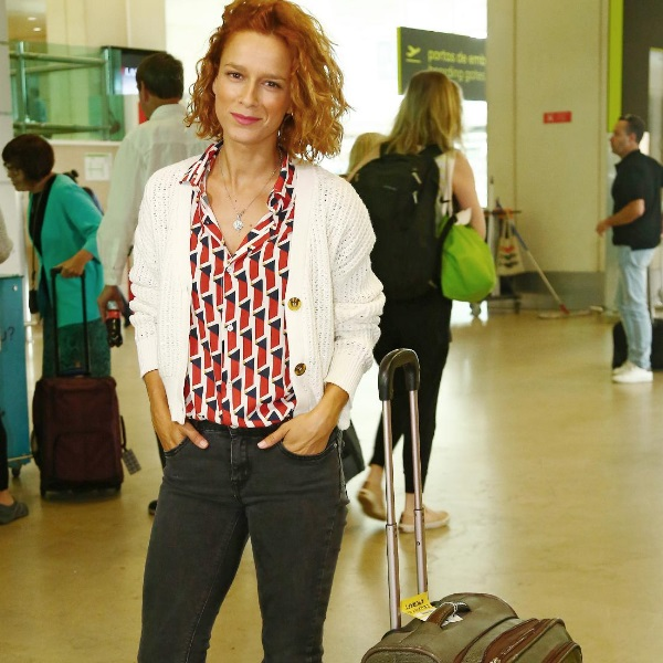 Atores da nova novela da TVI partem para a Madeira. Saiba o que levam na mala