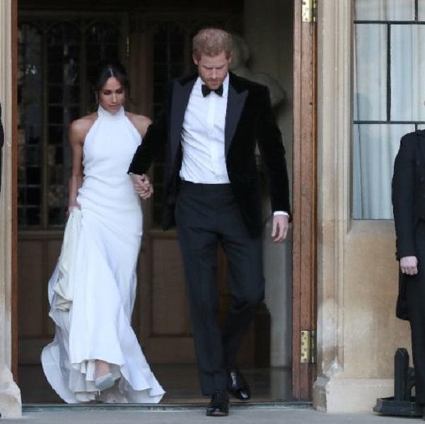 Quer um vestido de noiva igual ao de Meghan por menos de 200 euros?
