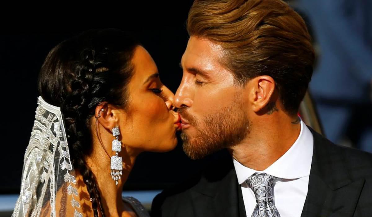 Todos os pormenores do Casamento de Sergio Ramos e Pilar Rubio