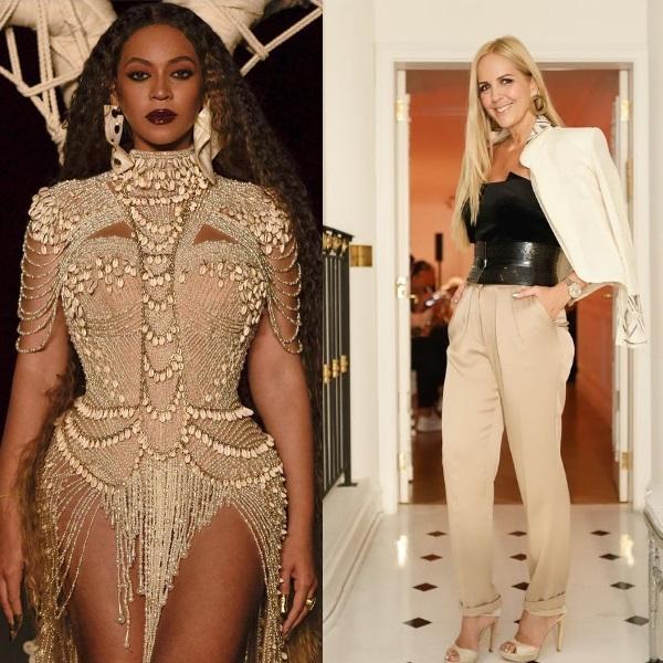 Falámos com a portuguesa que desenhou o vestido de Beyoncé no videoclipe do filme Rei Leão