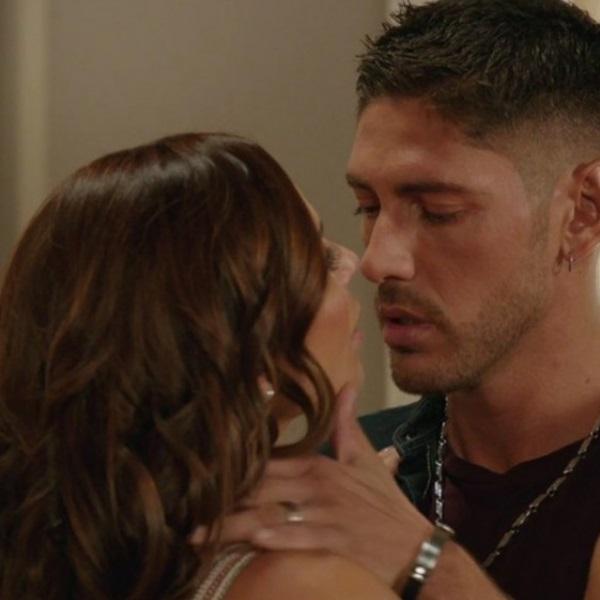 Golpe de Sorte: Bruno e Miriam beijam-se!