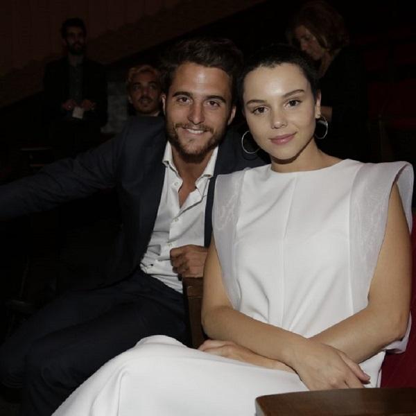 Tiago Teotónio Pereira e Filipa Areosa acabaram namoro, mas o ator não sabe porquê!