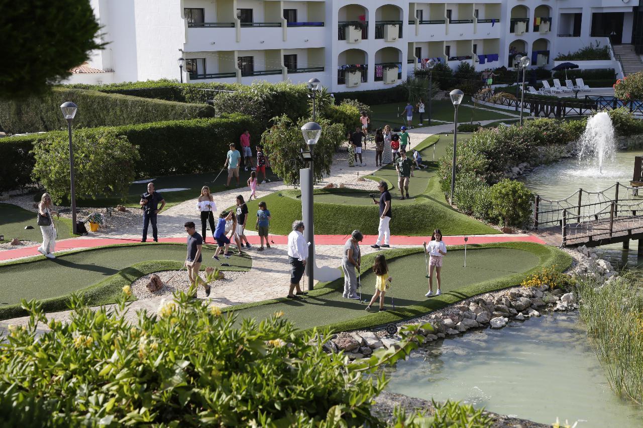 torneio mini golf