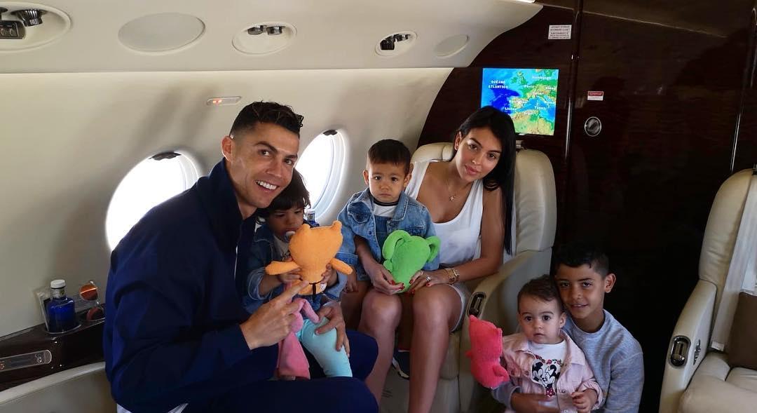 Filhos Ronaldo