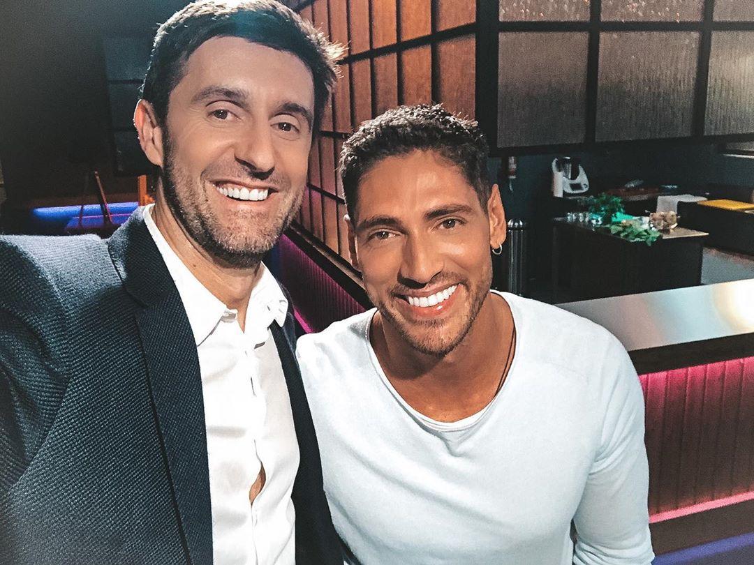 Ângelo Rodrigues e Daniel Oliveira
