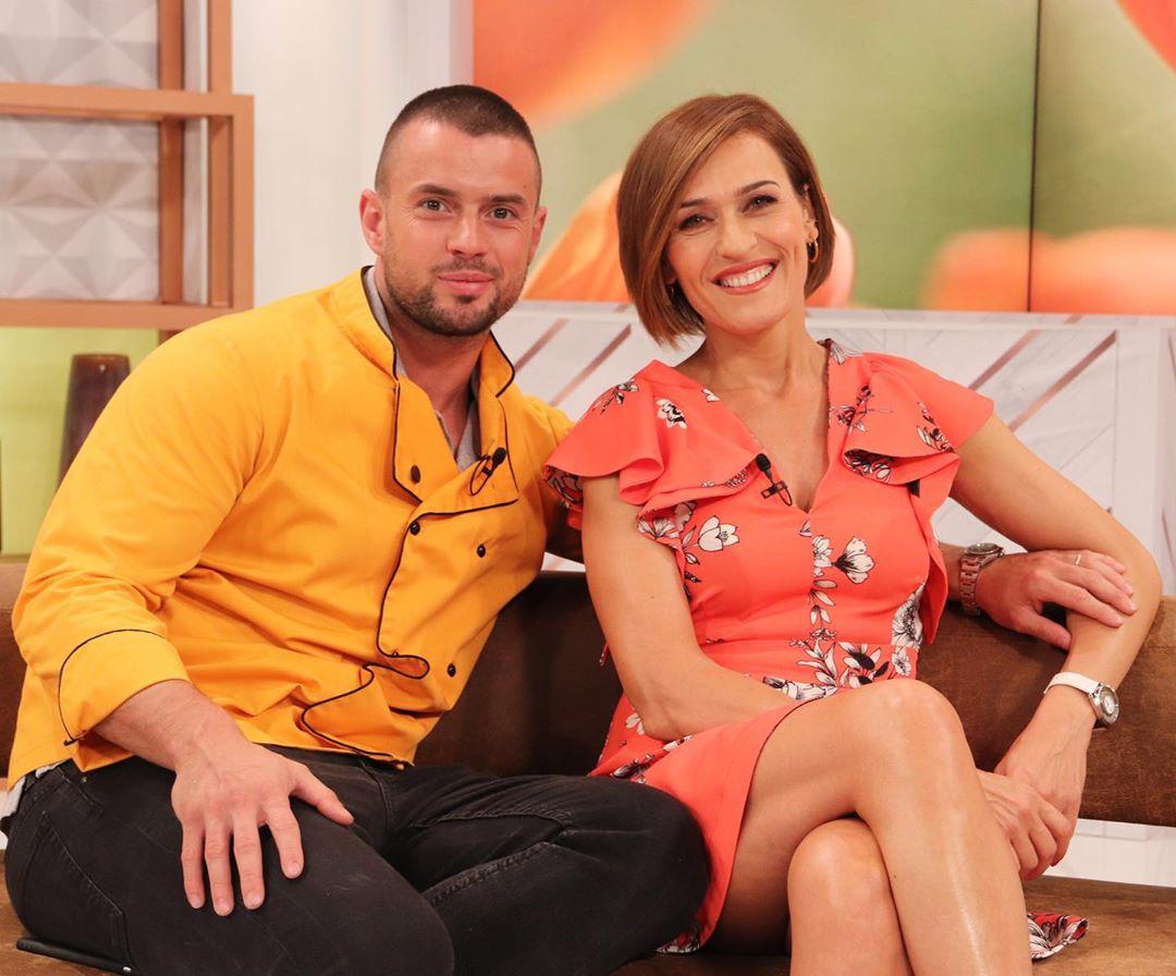 Marco Costa e Fátima Lopes