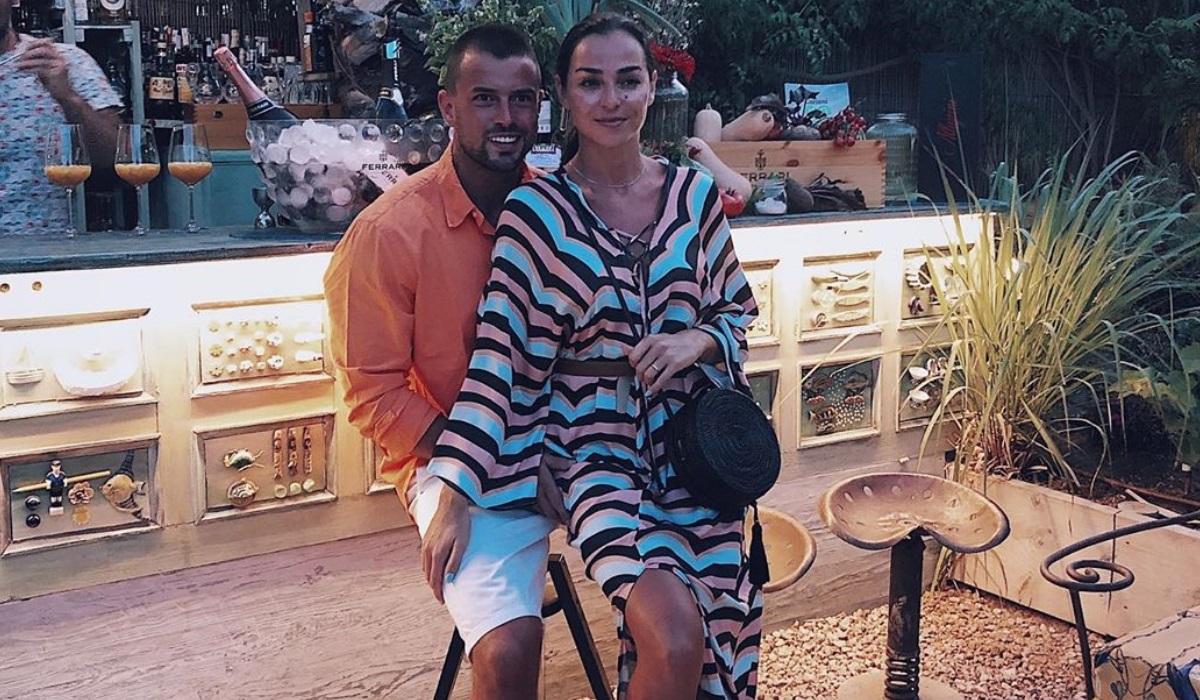 Vanessa Martins e Marco Costa Dest