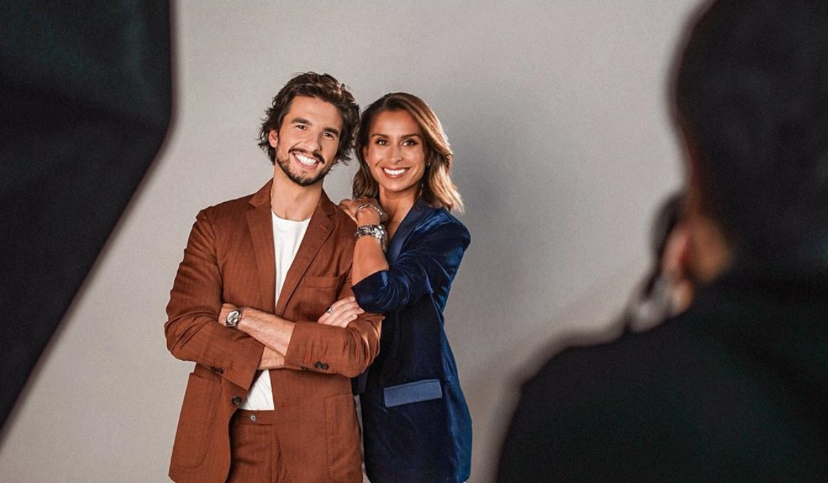 Mónica Jardim e João Montez