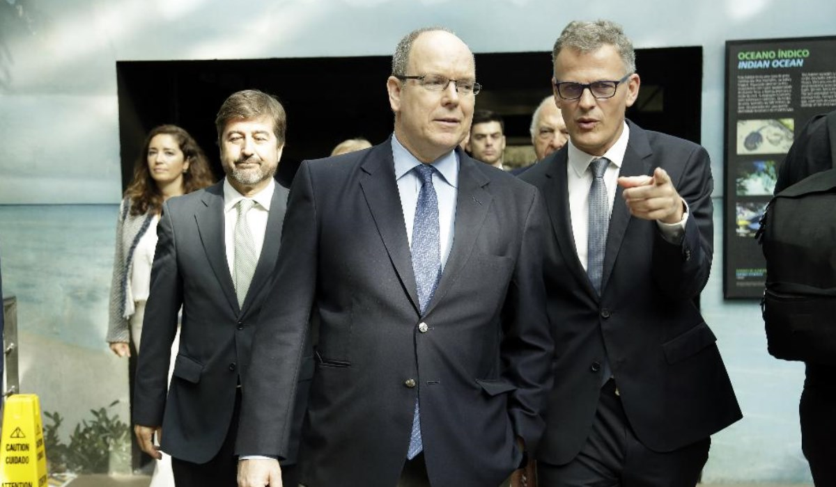 Curado! Príncipe Alberto do Mónaco já não tem coronavírus