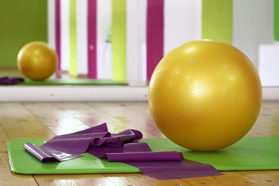 Bolas de exercício