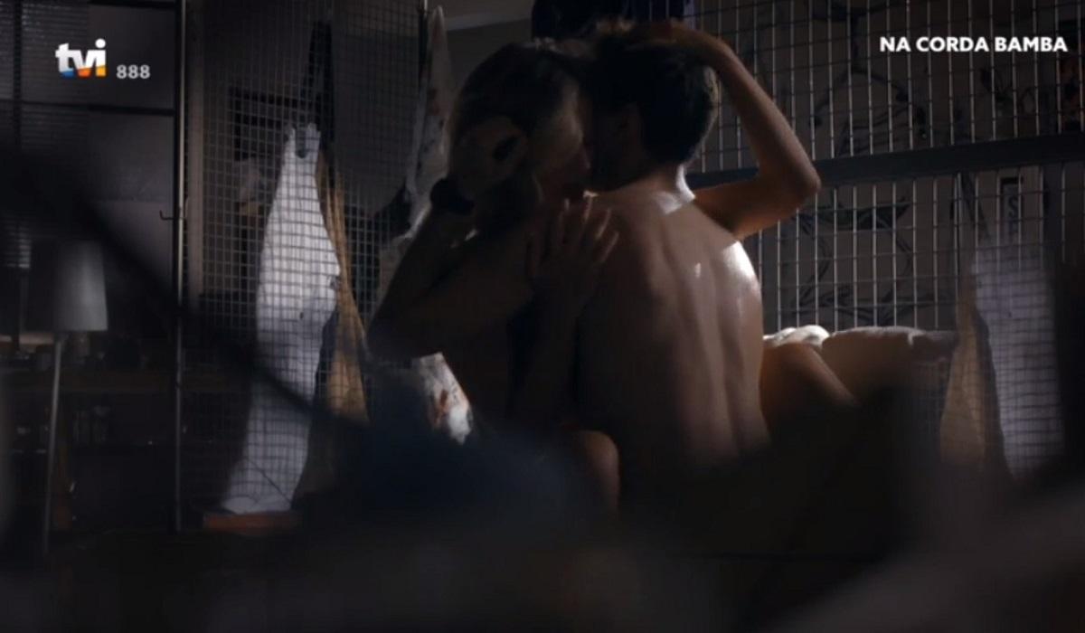Júlia Palha sexo Na Corda Bamba 3