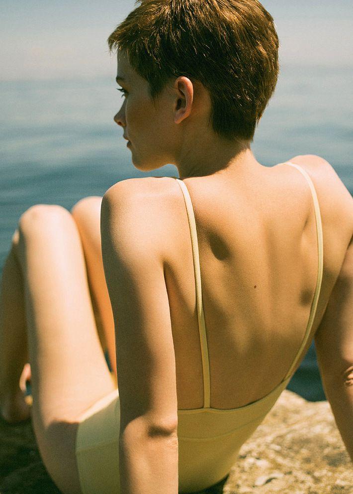 lingerie cor de pele