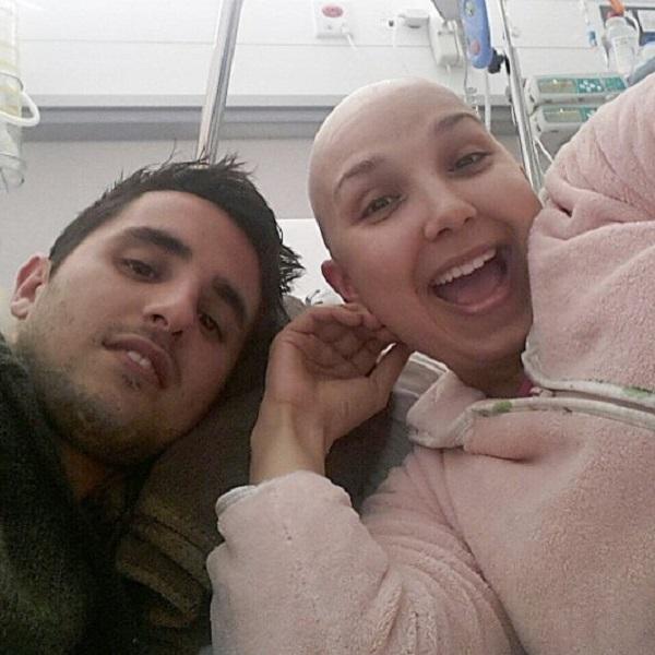 Hugo Vieira recorda namorada que morreu vítima de cancro