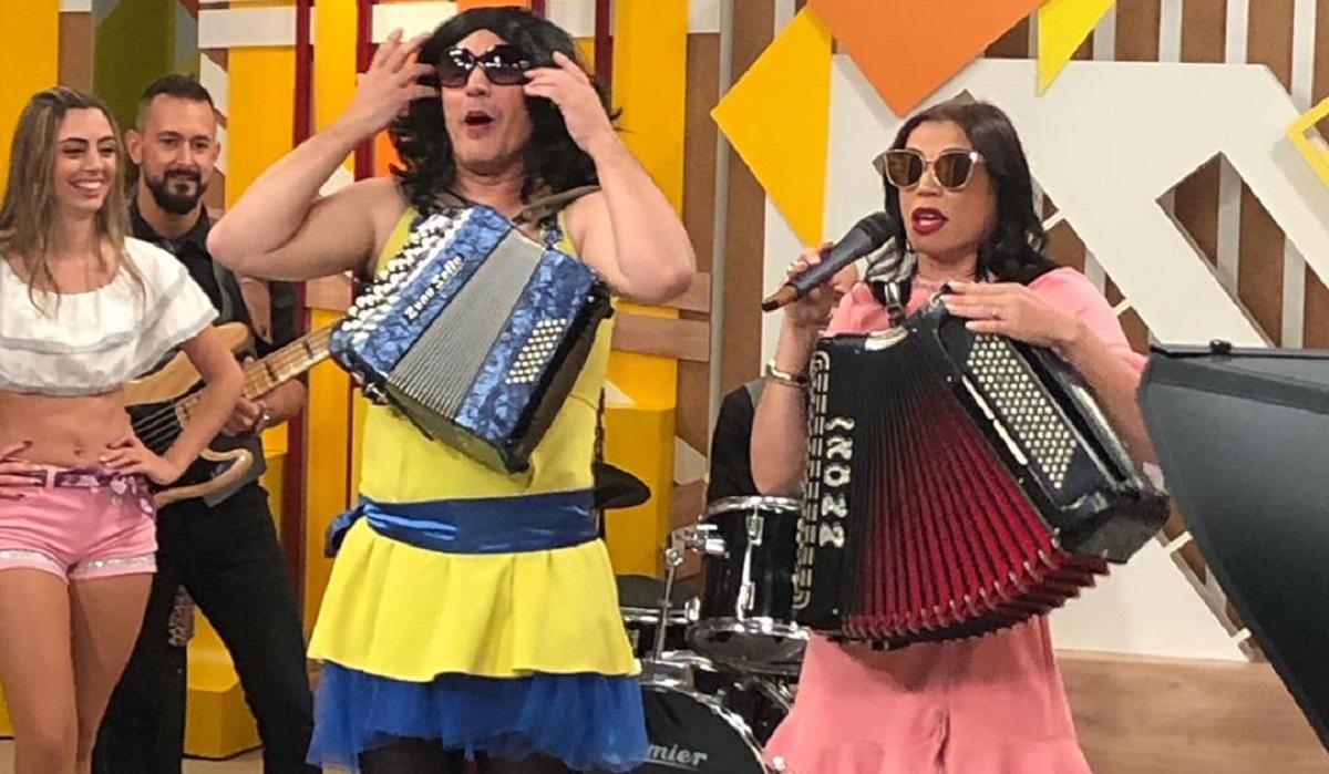 João Baião e Rosinha