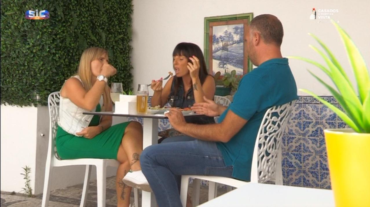 Ana Raquel, Inês e Hugo