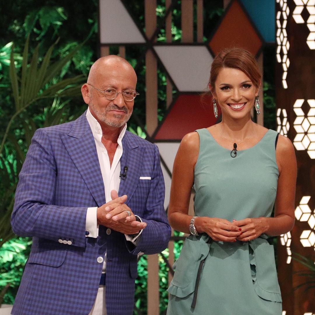 Você na TV! Ana Saragoça