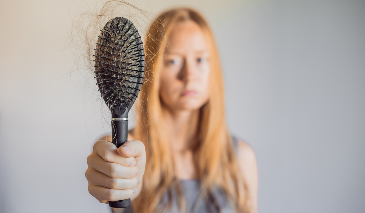 Queda de cabelo Dest