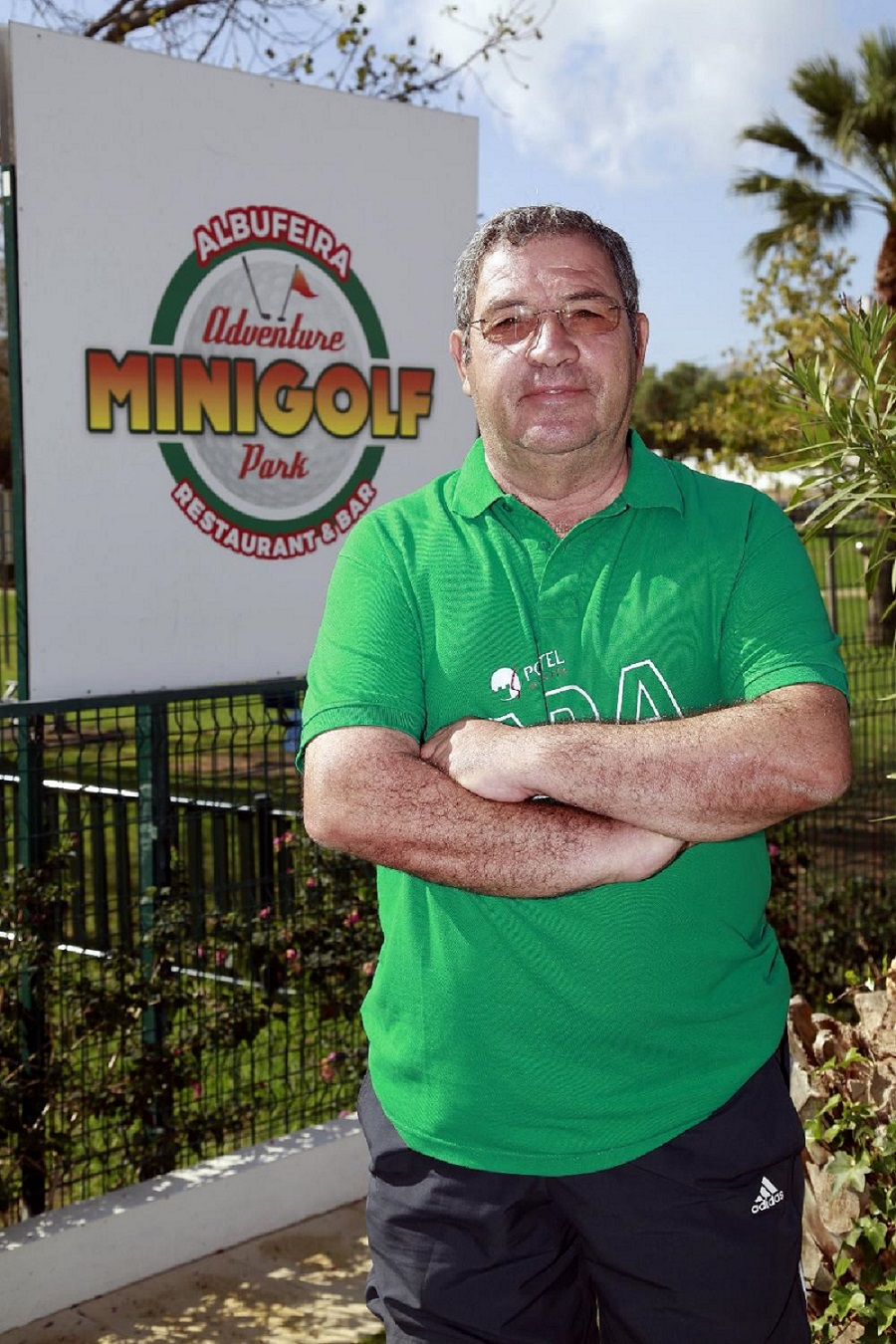 Ananias Quintano, Presidente da Federação Portuguesa de Minigolfe