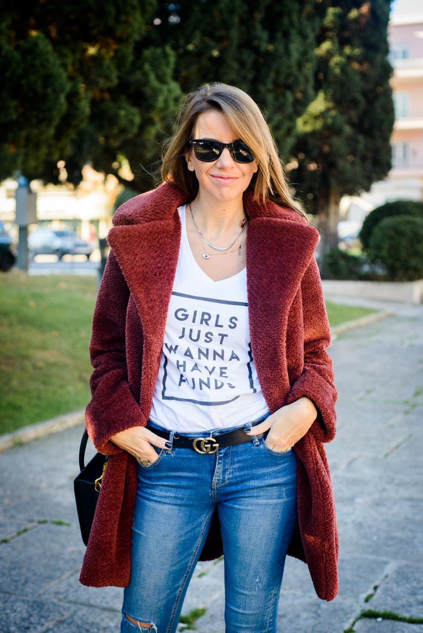 casaco Heidi Klum pipoca 2