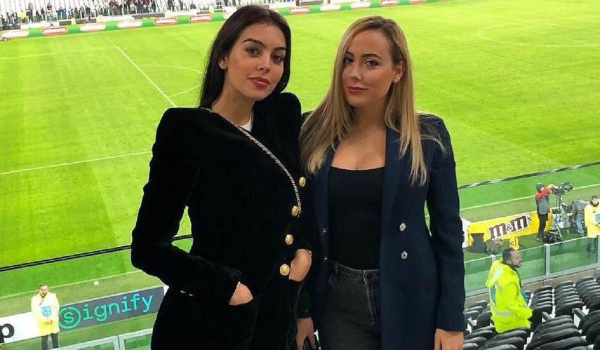 Georgina e Ivana