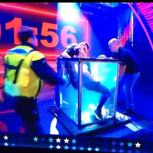Concorrente sofre paragem cardiorrespiratória no palco de Got Talent