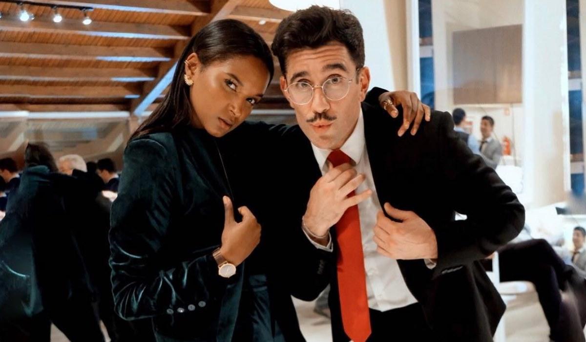 Soraia Tavares e Filipe Rico