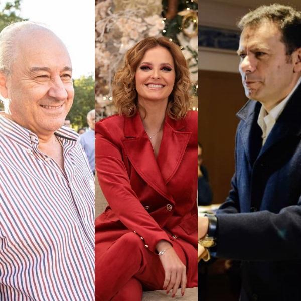 Cristina Ferreira ajudou Rui Rio e Luís Montenegro a fazer campanha política
