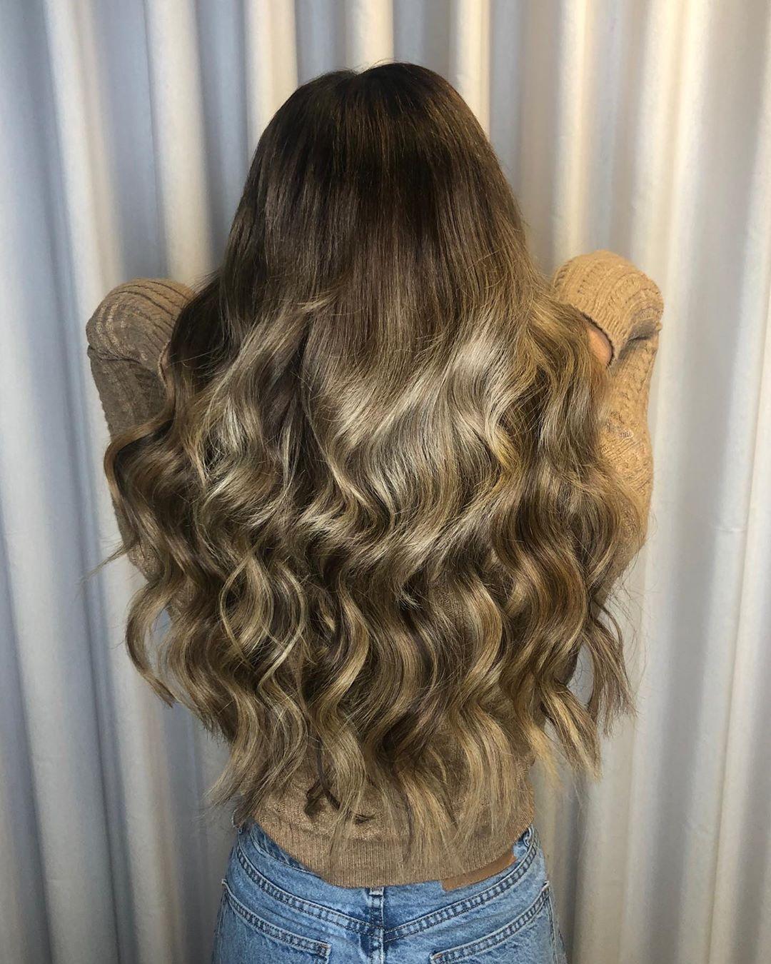 A nova cor de cabelo de Marta Melro