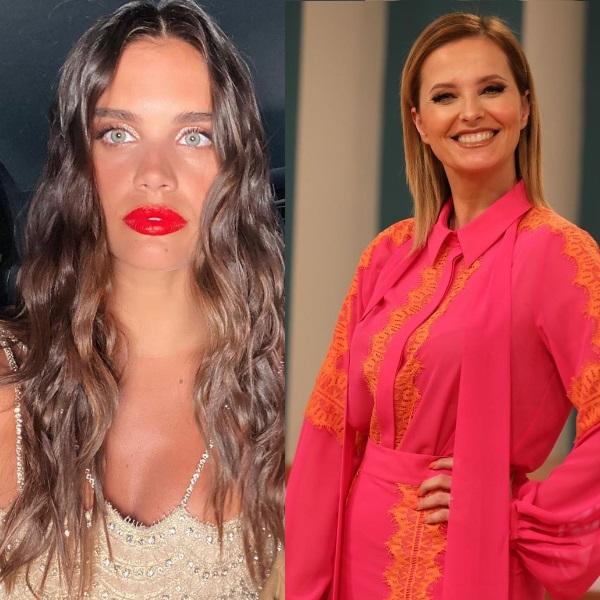 Sem papas na língua, Sara Sampaio revela ter «vergonha alheia» de Cristina Ferreira