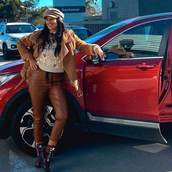 Rita Pereira põe carro à venda e a preço a baixo da média