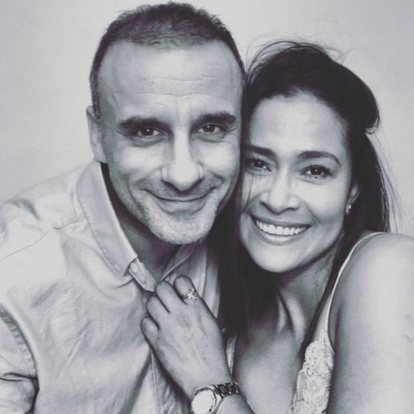 Rui Unas como nunca o viu: «Sou um marido do caraças»