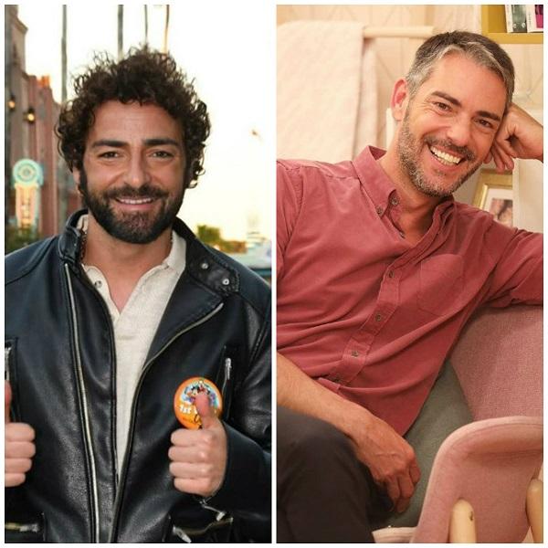 Cláudio Ramos e Diogo Faria estão separados!