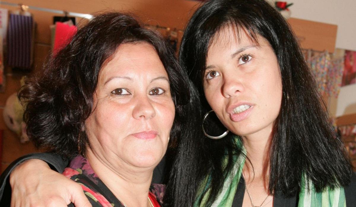 Morreu a mãe de Gisela Serrano