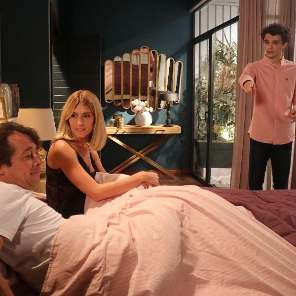 Nazaré: Bernardo apanha Verónica na cama com Nuno e avisa que viu Félix