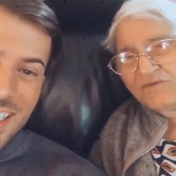 David Carreira sofre com doença da avó materna: «Ela nem faz ideia que eu sou cantor»