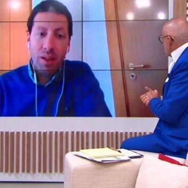 Jornalista da TVI infetado com Covid-19 relata momentos de terror