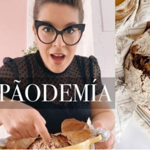 O pão caseiro da chef Filipa Gomes que não precisa de ser amassado. Receita já é um sucesso