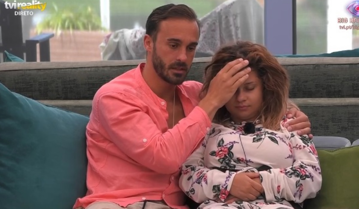 Daniel e Sandrina Big Brother