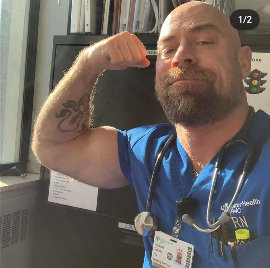 Enfermeiro covid-19