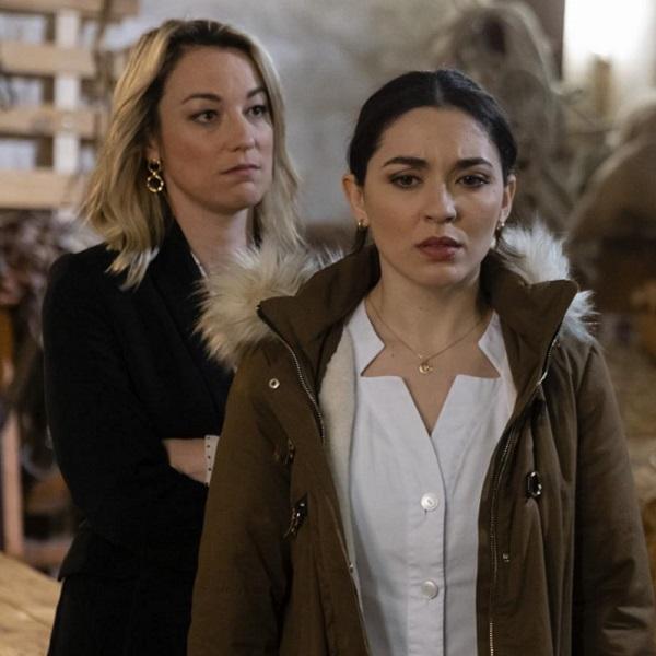 Quer o Destino: Rita apanha Vitória e Lucas em momento íntimo