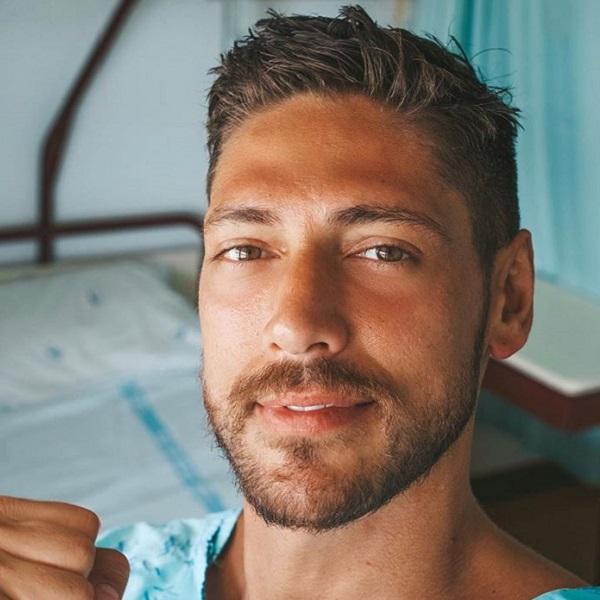 Ângelo Rodrigues já voltou a Golpe de Sorte, mas revela dificuldade em gravar sem muletas