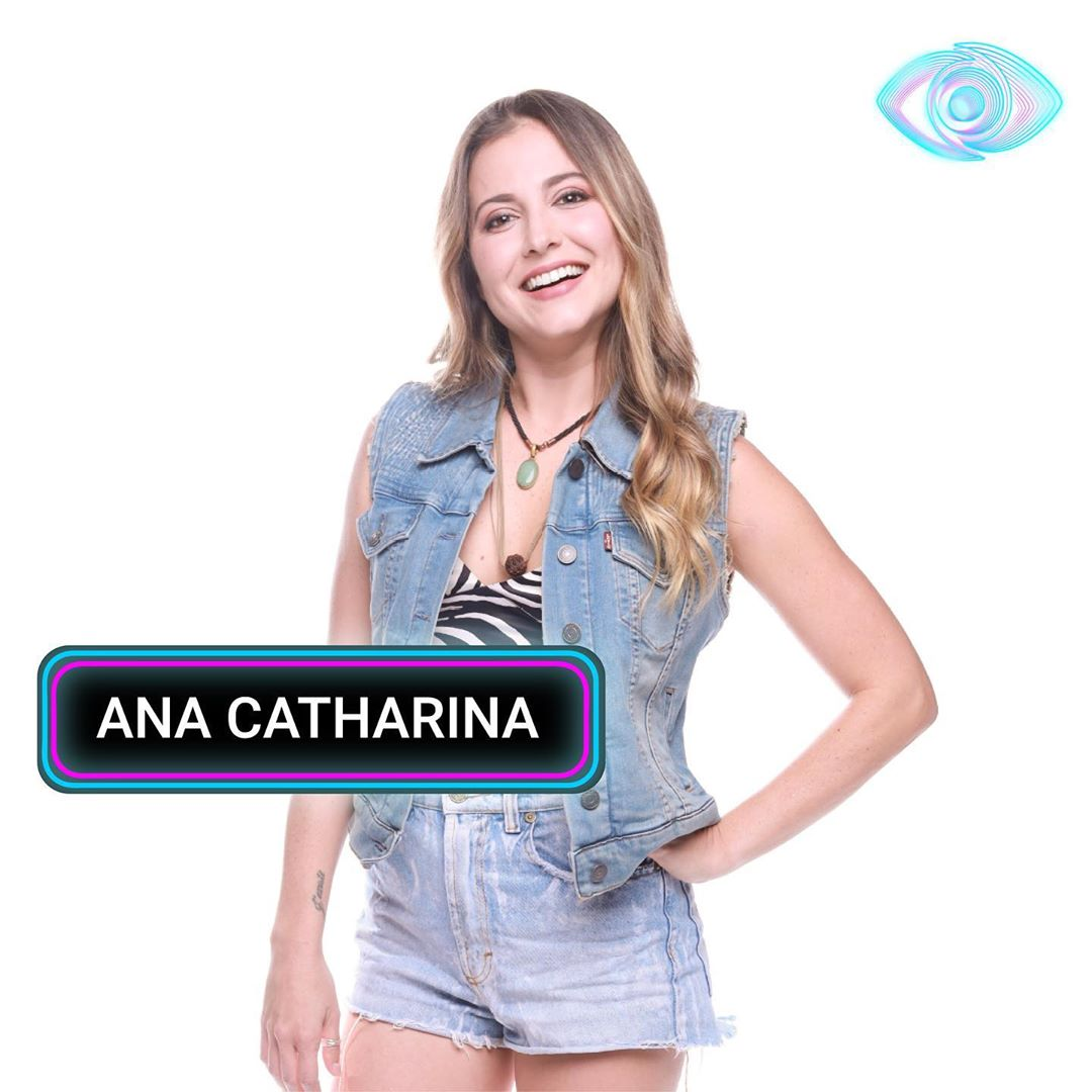 Ana Catharina Big Brother quad