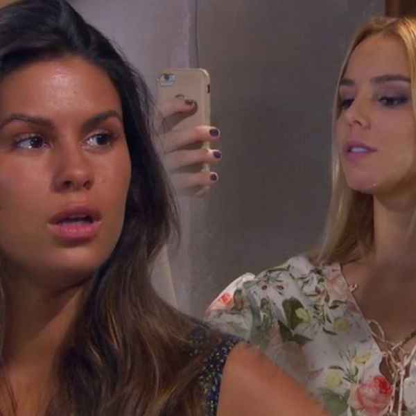 Nazaré: Bárbara paga a uma mulher pelo teste e vai dizer a Nazaré que está grávida de Duarte