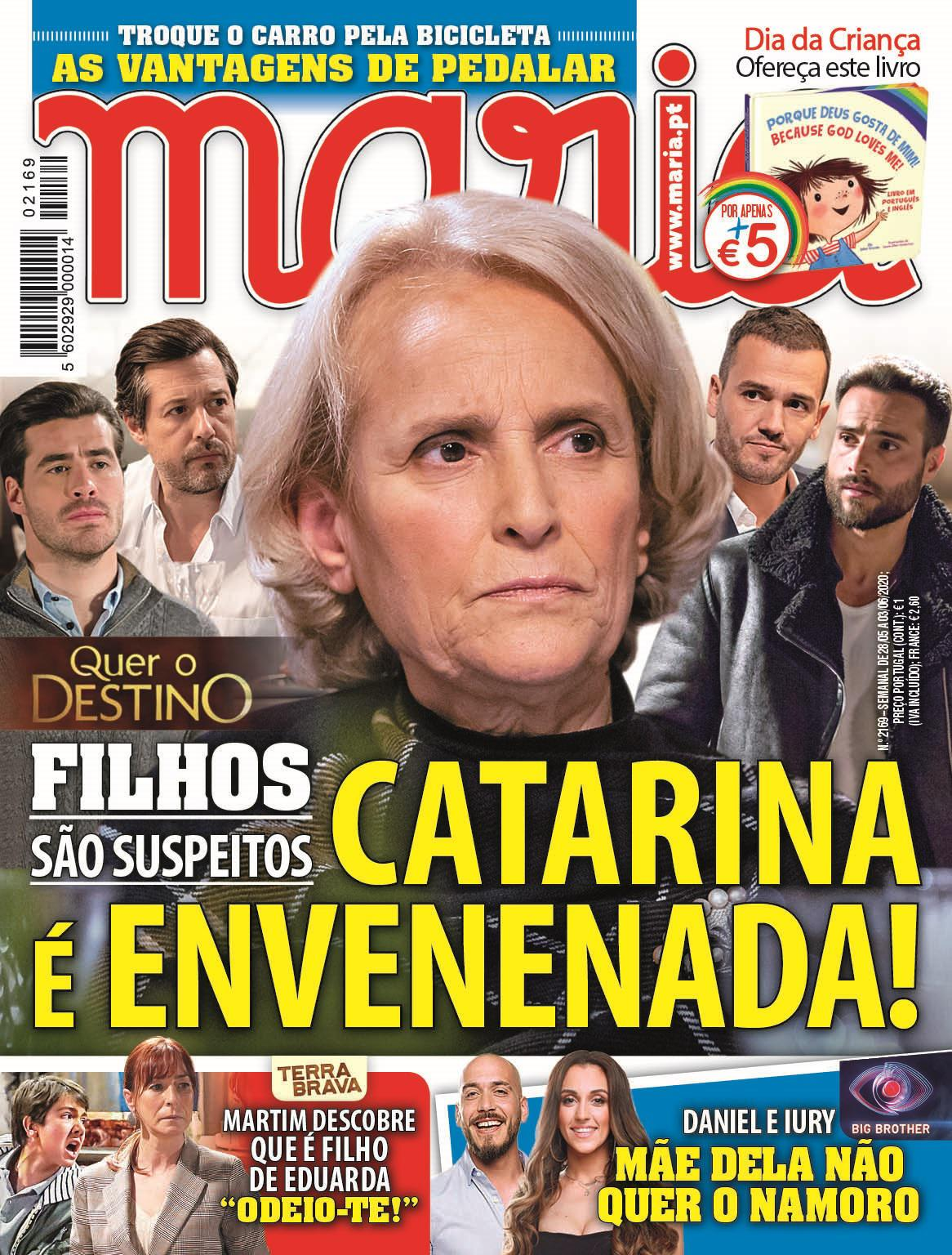 revista Maria 2169