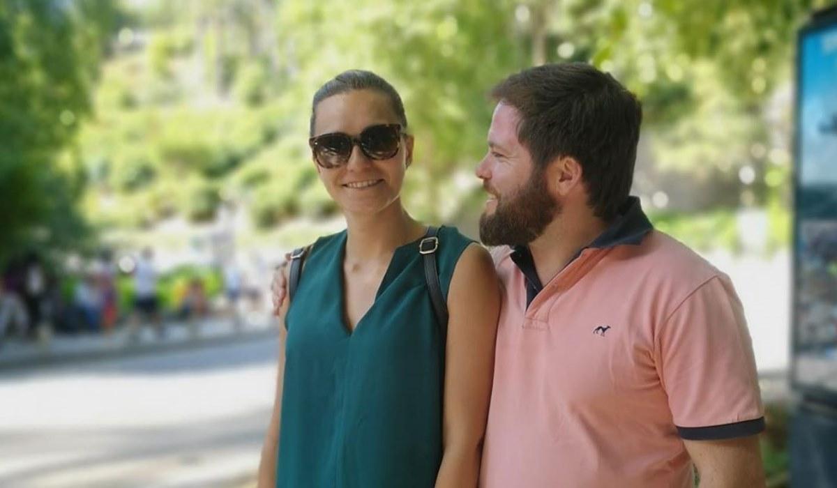 Bruno Fernandes e Tatiana Oliveira