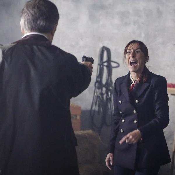 Terra Brava: Francisco dispara contra Eduarda e desaba em lágrimas