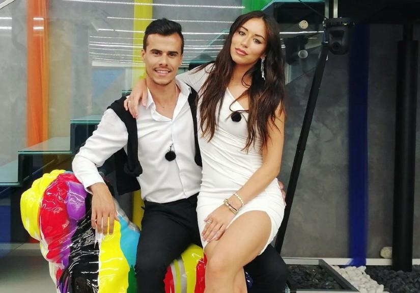 Jessica e Pedro Alves