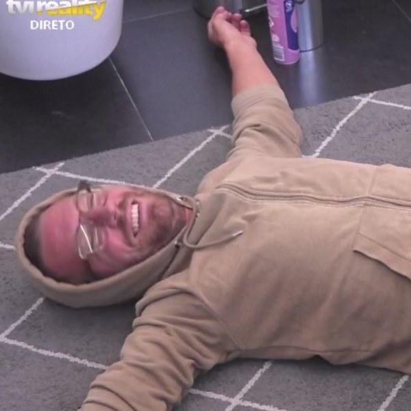 Big Brother obrigado a chamar psicóloga de urgência por causa de Diogo!