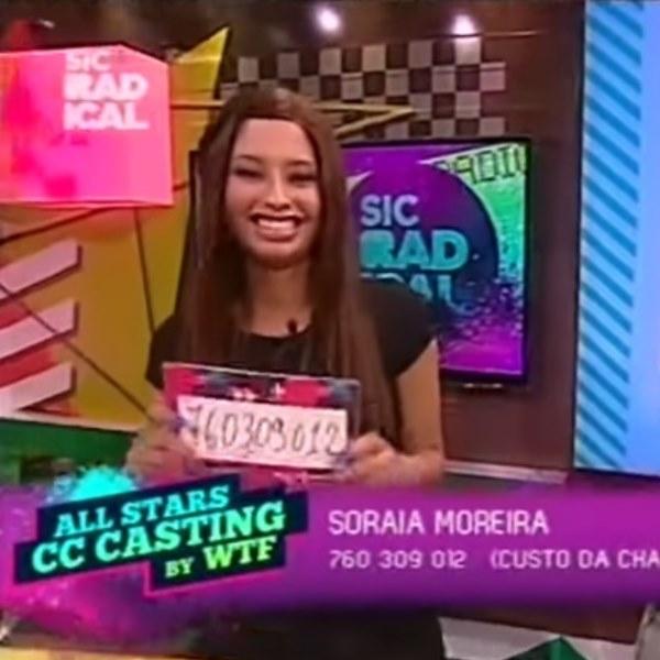 Maria Botelho Moniz conhece Soraia de Big Brother e até já apresentaram programa juntas