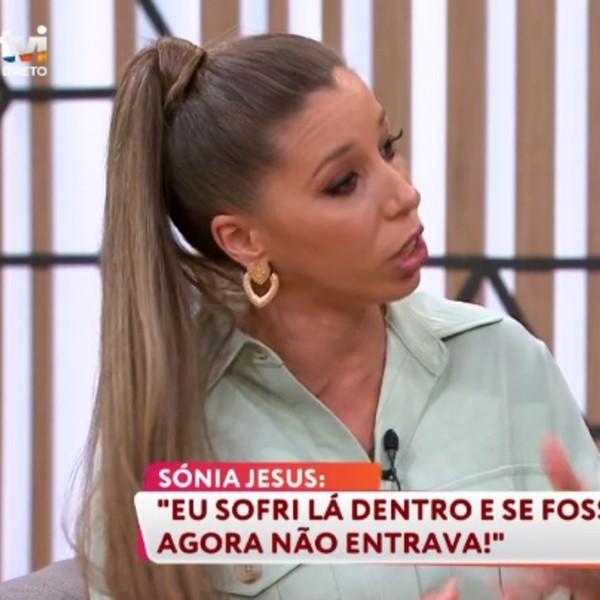 Sónia arrasa comentadora do Big Brother: «És famosíssima por falar mal das pessoas»
